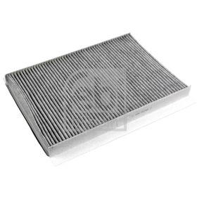 FEBI BILSTEIN  14817 Filter, Innenraumluft Länge: 359mm, Breite: 245,0mm, Höhe: 32mm