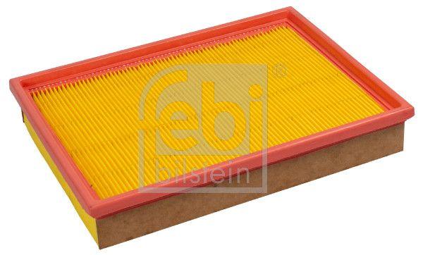 FEBI BILSTEIN  15971 Luftfilter Länge: 285mm, Breite: 215,0mm, Höhe: 45mm