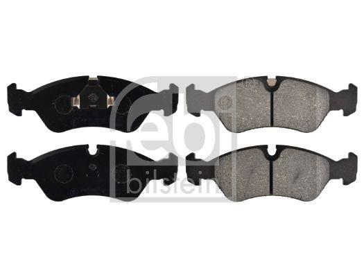 FEBI BILSTEIN  16030 Bremsbelagsatz, Scheibenbremse Breite: 52,6mm, Dicke/Stärke 1: 17mm