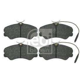 Bremsbelagsatz, Scheibenbremse Breite: 71,6mm, Dicke/Stärke 1: 19,5mm mit OEM-Nummer 4251-05