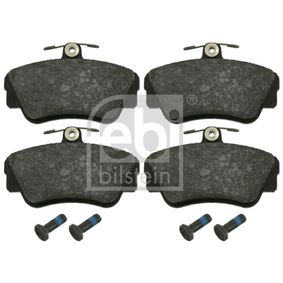Brake Pad Set, disc brake Width: 67,5mm, Thickness 1: 17,2mm with OEM Number 3344 787