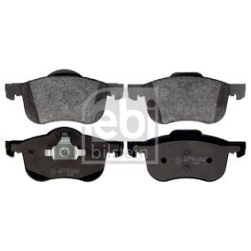 Brake Pad Set, disc brake Width: 69,0, 72,5mm, Thickness 1: 18,5mm with OEM Number 272 401