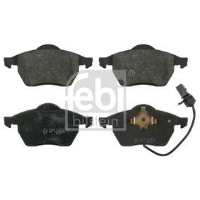 Bremsbelagsatz, Scheibenbremse Breite: 74,2mm, Dicke/Stärke 1: 19,5, 20,3mm mit OEM-Nummer 1143349