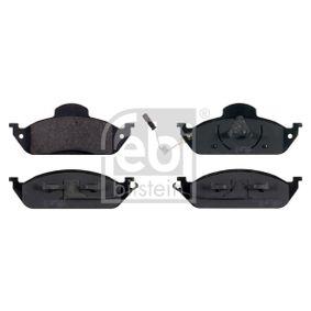 Bremsbelagsatz, Scheibenbremse Breite: 59,0, 77,0mm, Dicke/Stärke 1: 16, 17mm mit OEM-Nummer A163 420 0320