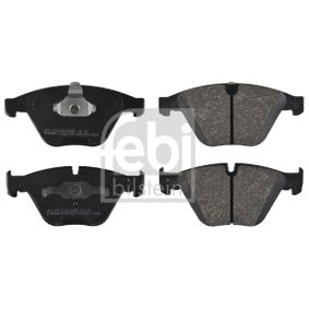 Bremsbelagsatz, Scheibenbremse Breite: 68,5mm, Dicke/Stärke 1: 19,8mm mit OEM-Nummer 34 11 6 794 917