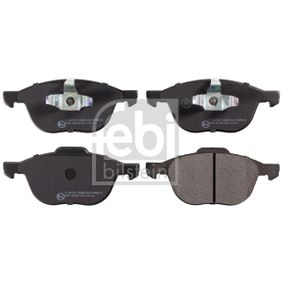 Bremsbelagsatz, Scheibenbremse Breite: 67,2mm, 62,5mm, Dicke/Stärke 1: 17,8mm mit OEM-Nummer 3M512 K021 AB