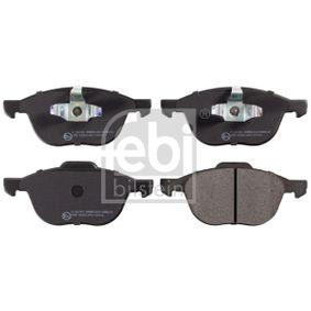 Bremsbelagsatz, Scheibenbremse Breite: 62,5, 67,2mm, Dicke/Stärke 1: 17,8mm mit OEM-Nummer 3M51 2K021 AA