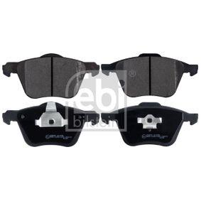 Brake Pad Set, disc brake Article № 16504 £ 140,00