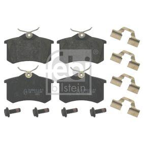 Bremsbelagsatz, Scheibenbremse Breite: 87,0mm, Höhe: 52,9mm, Dicke/Stärke 1: 16mm mit OEM-Nummer 4406 008 19R