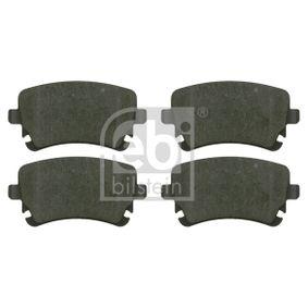 Bremsbelagsatz, Scheibenbremse Breite: 58,6mm, Dicke/Stärke 1: 17,5mm mit OEM-Nummer 4B3 698 451A