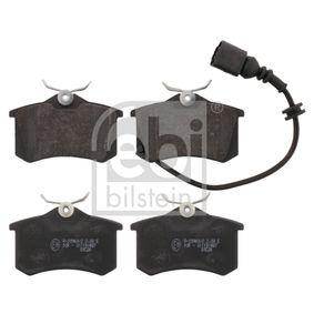 Brake Pad Set, disc brake Article № 16639 £ 150,00
