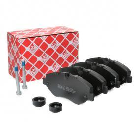 Bremsbelagsatz, Scheibenbremse Breite: 67,1mm, Dicke/Stärke 1: 20,8mm mit OEM-Nummer 2E06 98151