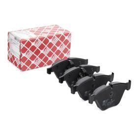 Bremsbelagsatz, Scheibenbremse Breite: 68,5mm, Dicke/Stärke 1: 19,8mm mit OEM-Nummer 3411 6780 711