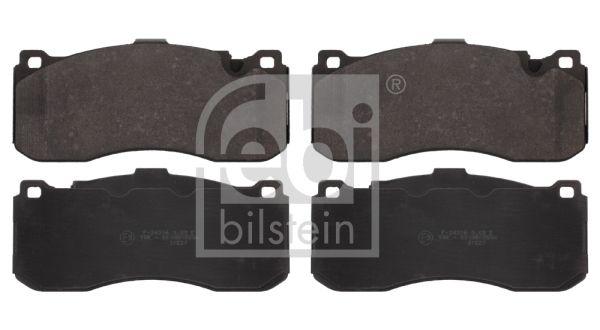FEBI BILSTEIN  16757 Bremsbelagsatz, Scheibenbremse Breite: 73,5mm, Dicke/Stärke 1: 16,5mm