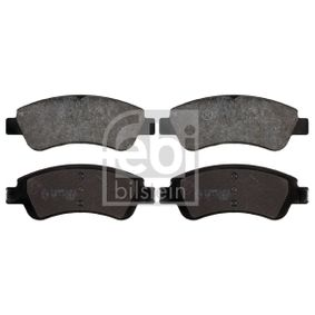Brake Pad Set, disc brake Height: 51,5mm, Thickness 1: 18,8mm with OEM Number 4254.86