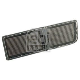 Blende, Nebelscheinwerfer 17032 Golf 4 Cabrio (1E7) 1.6 Bj 2000