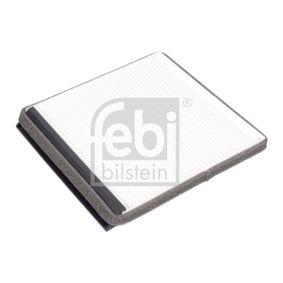 Filter, Innenraumluft Länge: 220mm, Breite: 210,0mm, Höhe: 19mm mit OEM-Nummer 6447 Z4