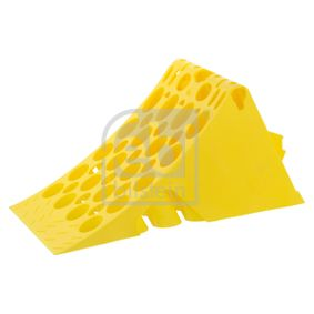 Wheel chocks Length: 470mm, Thickness: 230mm, Width: 200mm with OEM Number 7173025