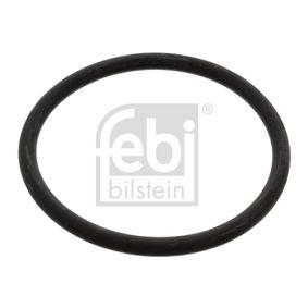 FEBI BILSTEIN Dichtung, Thermostat 17966 für AUDI A4 (8E2, B6) 1.9 TDI ab Baujahr 11.2000, 130 PS