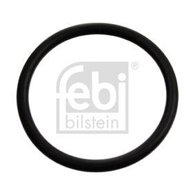 FEBI BILSTEIN  17970 Dichtung, Thermostat Dicke/Stärke: 4,0mm, NBR (Nitril-Butadien-Kautschuk), Innendurchmesser: 44,0mm, Ø: 52,0mm