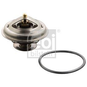FEBI BILSTEIN Thermostat, Kühlmittel 18272 für AUDI A6 (4B2, C5) 2.4 ab Baujahr 07.1998, 136 PS