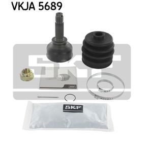 SKF  VKJA 5689 Gelenksatz, Antriebswelle Außenverz.Radseite: 23, Innenverz. Radseite: 22
