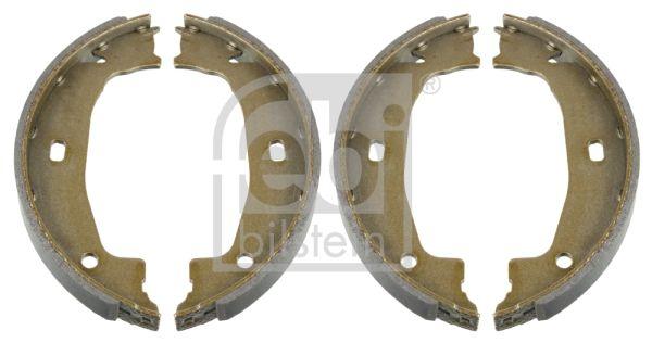 FEBI BILSTEIN  18536 Brake Shoe Set, parking brake Width: 20,0mm, Ø: 160,0mm