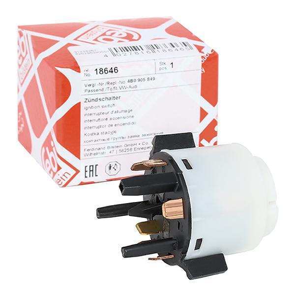 Ignition- / Starter Switch FEBI BILSTEIN 18646 4027816186465