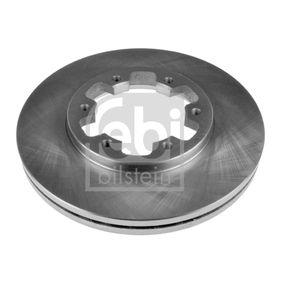 Bremsscheibe Bremsscheibendicke: 26mm, Ø: 277,0mm mit OEM-Nummer 1954434