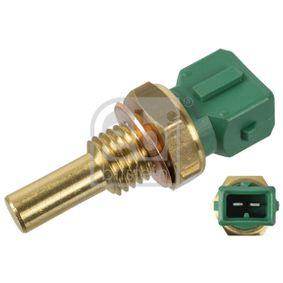 Sensore, Temperatura refrigerante N° raccordi: 2, Apert. chiave: 19 con OEM Numero 19203F