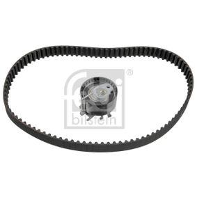 Zahnriemensatz Breite: 23,4mm mit OEM-Nummer 7701473001