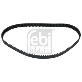 Timing Belt Width: 27,0mm with OEM Number 1680 600 QBE