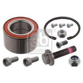 Radlagersatz Ø: 80,0mm, Innendurchmesser: 45,0mm mit OEM-Nummer 7D0498625