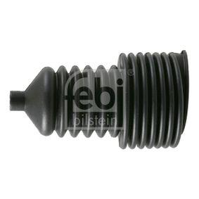 Faltenbalg, Lenkung Innendurchmesser 2: 10mm, Innendurchmesser 2: 40mm mit OEM-Nummer 77 00 706 007