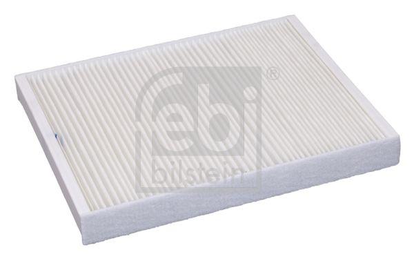 FEBI BILSTEIN  21316 Filter, Innenraumluft Länge: 278mm, Breite: 218,0mm, Höhe: 32mm