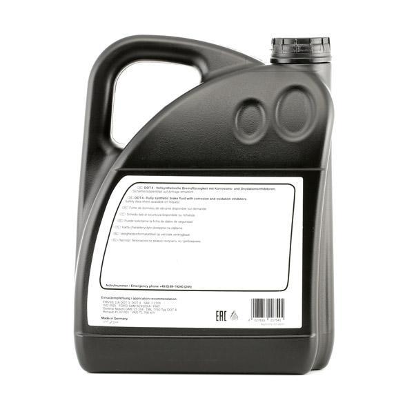 Líquido de frenos FEBI BILSTEIN ISO4985 4027816217541