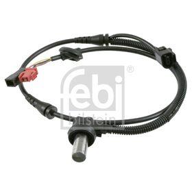 Sensoren VW PASSAT Variant (3B6) 1.9 TDI 130 PS ab 11.2000 FEBI BILSTEIN Sensor, Raddrehzahl (21790) für