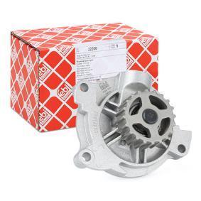 Wasserpumpe 22206 CRAFTER 30-50 Kasten (2E_) 2.5 TDI Bj 2013