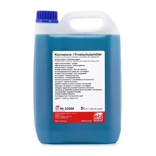 Glycol coolant FEBI BILSTEIN Paraflu11 expert knowledge