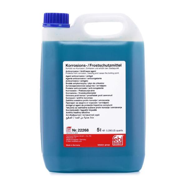 Refrigerante FEBI BILSTEIN Paraflu11 conocimiento experto