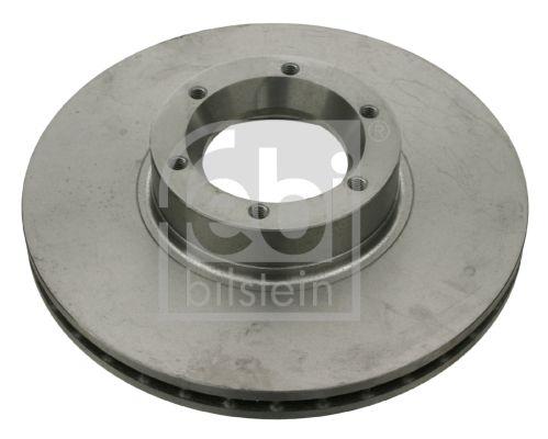 FEBI BILSTEIN  22853 Bremsscheibe Bremsscheibendicke: 24mm, Ø: 280,0mm