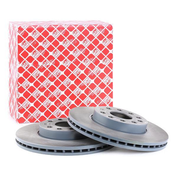 Disc Brakes FEBI BILSTEIN 22902 4027816229025