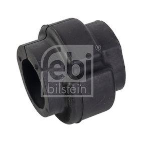 FEBI BILSTEIN Lagerung, Stabilisator 23046 für AUDI A4 Avant (8E5, B6) 3.0 quattro ab Baujahr 09.2001, 220 PS