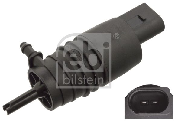 Windscreen Washer Pump FEBI BILSTEIN 23113 4027816231134