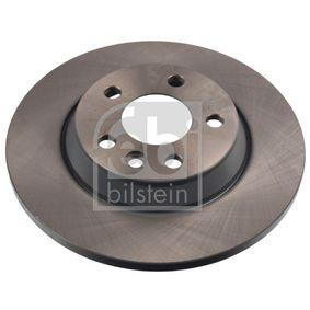Bremsscheibe Bremsscheibendicke: 13,5mm, Ø: 294,0mm mit OEM-Nummer 7D0.615.601A