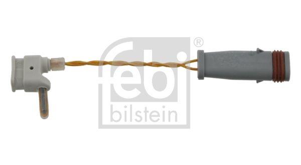 FEBI BILSTEIN  23857 Contacto de aviso, desgaste de los frenos Long.: 102mm