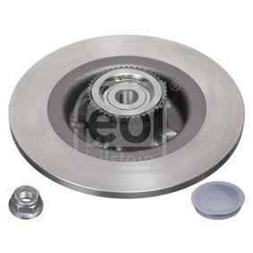 Bremsscheibe Bremsscheibendicke: 11mm, Ø: 274,0mm mit OEM-Nummer 86 60 001 815
