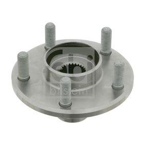 Cubo de rueda Ø: 134,0mm, 40,0mm con OEM número 1S7W 1104 AA