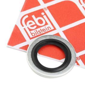 Anello di tenuta, vite di scarico olio Ø: 24,0mm, Spessore: 1,5mm con OEM Numero 0164.88