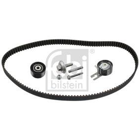 Timing Belt Set 24369 206 Hatchback (2A/C) 1.6 HDi 110 MY 2007
